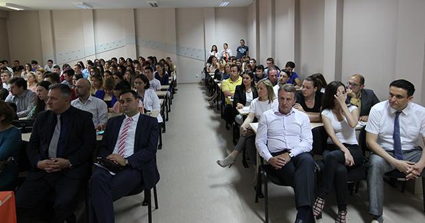 UNMO Započela manifestacija odbrane marketing projekata na Ekonomskom fakultetu u Mostaru