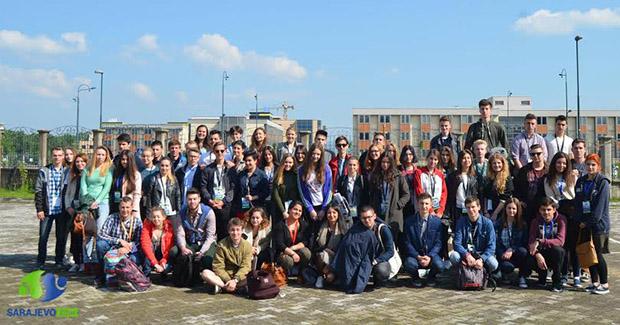 Završena Druga Nacionalna sesija Evropskog parlamenta mladih (EYP) u BiH