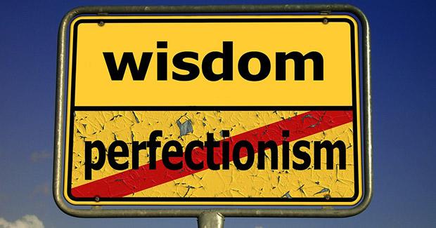 Patite li i vi od toga da sve uvijek mora biti savršeno?