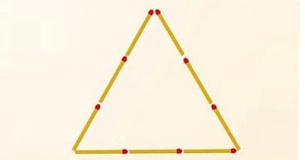 """Mozgalica koja je """"zapalila"""" internet: Kako jedan trougao pretvoriti u tri jednaka?"""