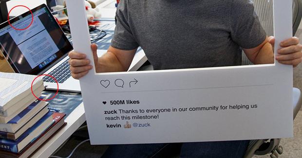 Privatnost prije svega Čelnik Facebooka prekriva kameru i mikrofon na svom laptopu (2)