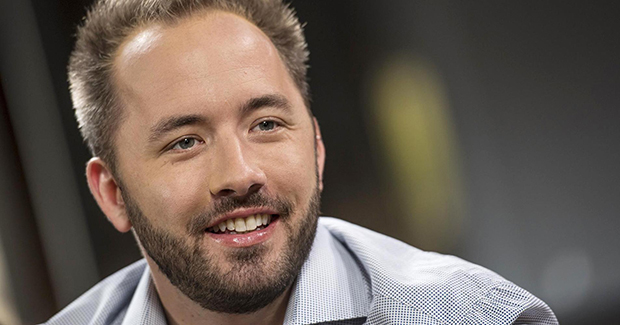 Foto: Drew Houston, osnivač Dropboxa