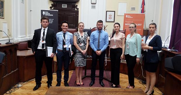 Studenti Pravnog fakulteta UNZE viceprvaci Futura Moot Court takmičenja iz simuliranog suđenja