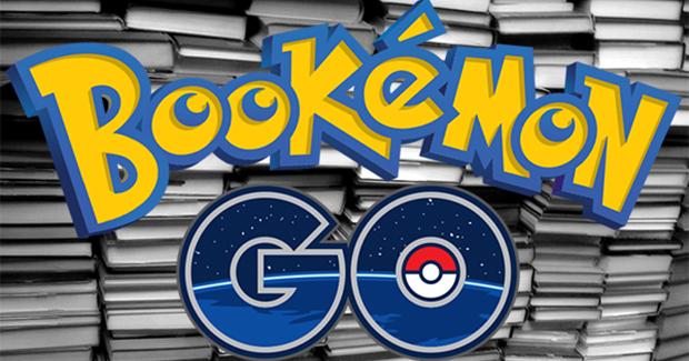 "Postani lovac na knjige: Društveni hit inspirisan sa ""Pokemon Go"""