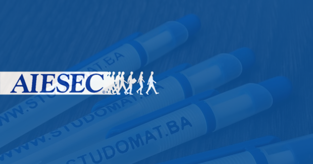 Nastavak uspješne saradnje: AIESEC BiH i STUDOMAT potpisali novi ugovor