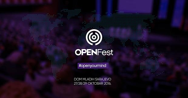 """Najveći evropski festival slobode """"OPEN Fest"""" u Sarajevu"""