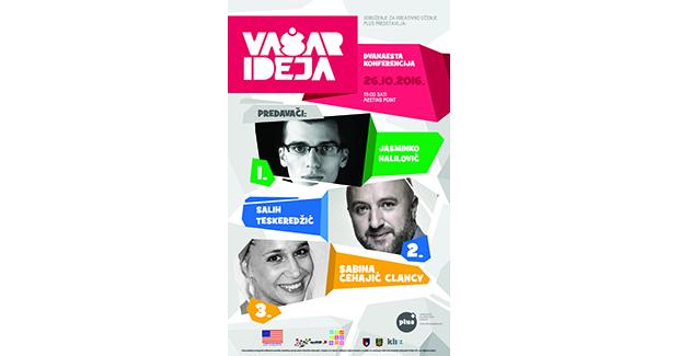 XII konferencija Vaša(r) ideja u Sarajevu
