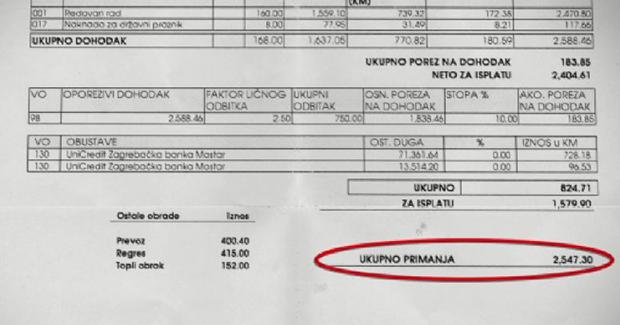 Istraživanje: Ko ima najvišu, a ko najnižu platu u Bosni i Hercegovini?