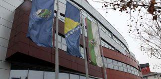 Foto: Zgrada Općine Srebrenik