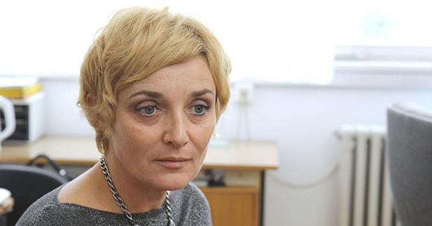 Prof. Dženana Husremović; foto: Senad Gubelić, Oslobođenje