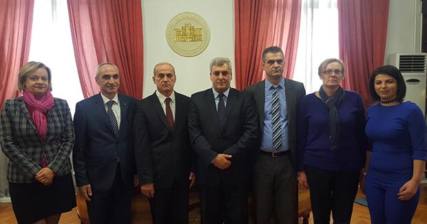 """UNSA: Saradnja sa Univerzitetom """"Haxhi Zeka"""" u Peći i Univerzitetom """"Hasan Prishtina"""" u Prištini"""