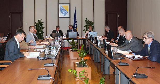 VM BiH: Odobreno pola miliona KM za sufinansiranje EYOF-a