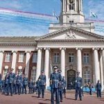 Royal Air Force College Cranwell, foto The Times UK