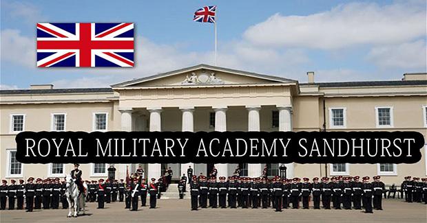 Javni konkurs za školovanje kadeta na Kraljevskoj vojnoj akademiji Sandhurst u Velikoj Britaniji 2017/2018.