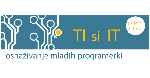 Ti si IT – program osnaživanja mladih programerki