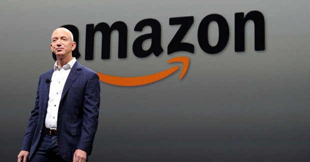 Foto: Jeff Bezos, Amazon.com