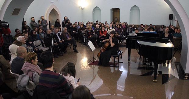 Muzička akademija Sarajevo upriličila koncert posvećen Johannu Sebastianu Bachu