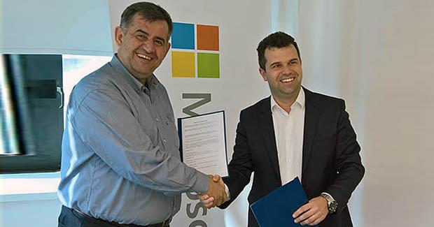 UNSA: Potpisan Memorandum o razumijevanju između Microsoft-a i Fakulteta za kriminalistiku, kriminologiju i sigurnosne studije