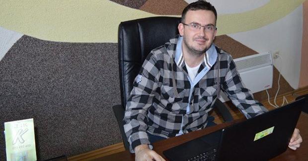 Uspjeh mladog Živiničanina: Umjesto odlaska iz BiH osnovao firmu