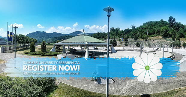 Call for Applications: Summer University Srebrenica 2017 [ENG]