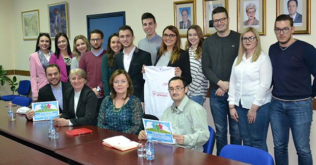"""Globalna podrška projektu Specijalne olimpijade """"BoHeMSA"""""""