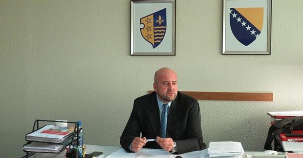 Foto: Nudžeim Džihanić, ministar finansija BPK Goražde