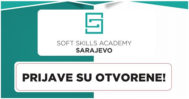 Otvorene prijave za Soft Skills Academy Sarajevo 2017