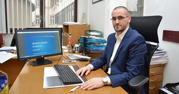 """Sifet Kukuruz: """"Nacrt zakona o visokom obrazovanju KS ne ugrožava autonomiju univerziteta"""""""