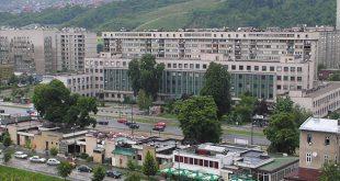 Foto: Zgrada Veterinarskog fakulteta UNSA