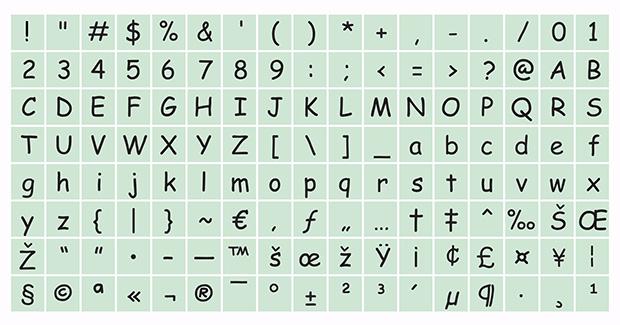 Mišljenje stručnjaka: Bolje učimo i razumijemo kada čitamo ružne fontove poput Comic Sans