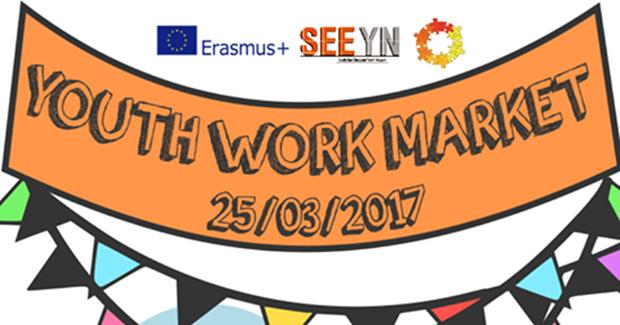 """SEEYN: Pozivnica za učešće na regionalnom omladinskom događaju """"Youth Work Market"""" u Sarajevu"""