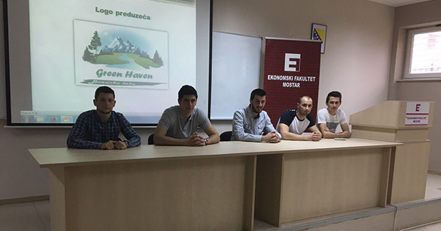 UNMO: Takmičenje studenata u biznis planiranju na Ekonomskom fakultetu