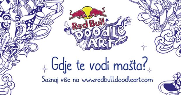 Red Bull Doodle Art 2017 dovodi škrabanje do treće dimenzije