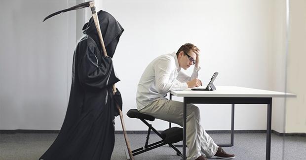 Kako dugotrajno sjedenje utječe na zdravlje?