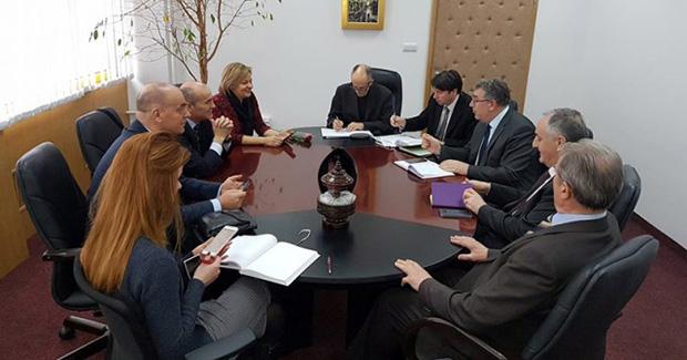 Održan sastanak predstavnika Univerziteta u Istočnom Sarajevu i Univerziteta u Sarajevu