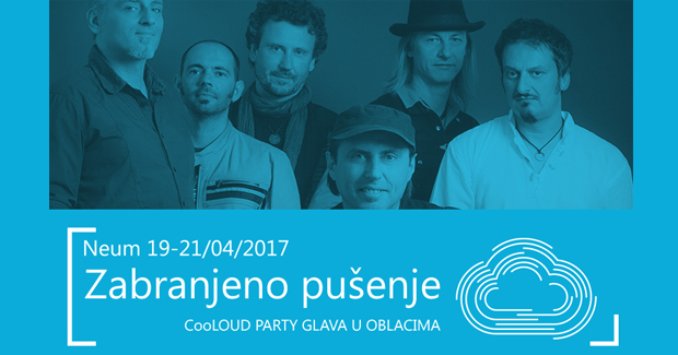 """MS NetWork 7: Party """"Glava u oblacima"""" uz Zabranjeno Pušenje i Aminu Hamzić"""