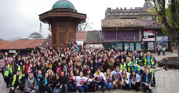 Završen EuroXPRO: 300 mladih lidera iz više od 50 zemalja svijeta u Sarajevu