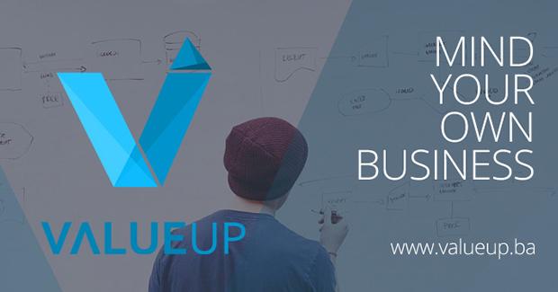 ValueUp: Mind Your Own Business konferencija za mlade na temu poduzetništva i razvoja startup kompanija