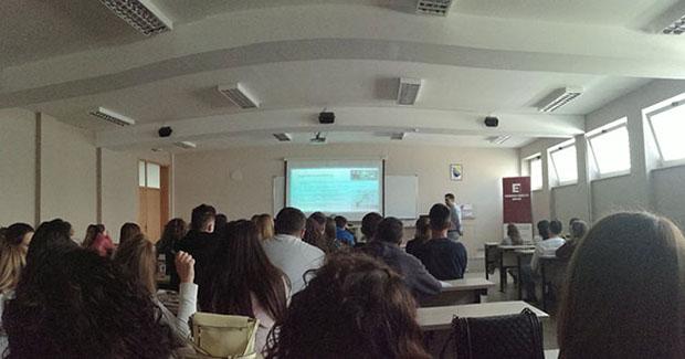 Radionica o internet oglašavanju na Ekonomskom fakultetu u Mostaru