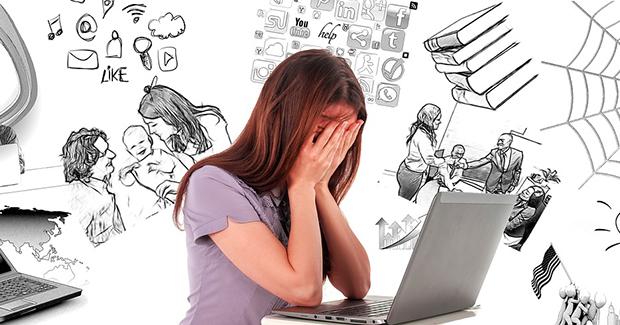 Multitasking: Oprez – imate više štete nego koristi!