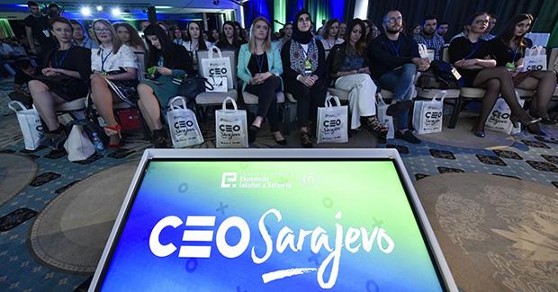 CEO konferencija u Sarajevu okupila preko 1000 učesnika