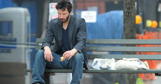 Keanu Reeves, holivudski glumac koji često oduševljava javnost svojom skromnošću