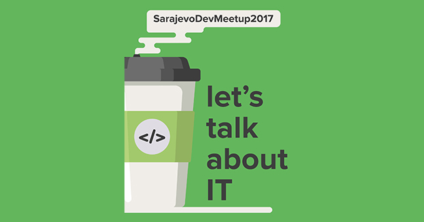 "Treći Sarajevo ""Let's talk about IT!"" meetup"