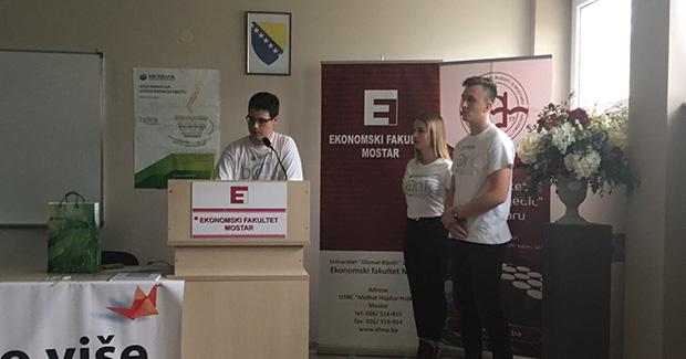 UNMO: Završena manifestacija takmičenja studenata u marketing planiranju