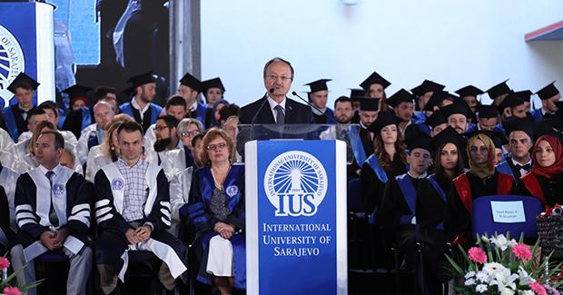 Održana promocija 9. generacije diplomanata IUS-a