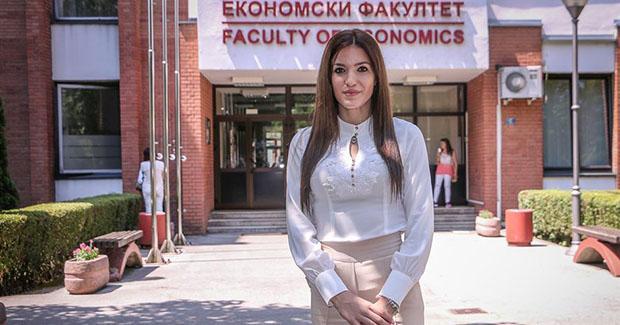 Banjalučanka se upisala u historiju Ekonomskog fakulteta