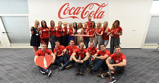 Počeo Coca-Colin program ljetnih praksi Coke Summership
