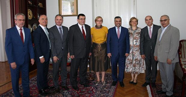 Jačanje akademske saradnje između Univerziteta u Kuvajtu i Univerziteta u Sarajevu