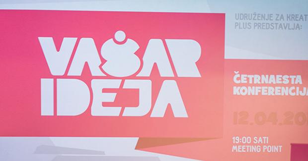 Pogledajte inspirativna predavanja sa 14. konferencije projekta Vaša(r) ideja