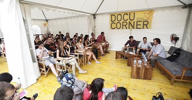 """Poziv za mlade: Učešće na """"Docu Corner"""" Sarajevo Film Festivala"""